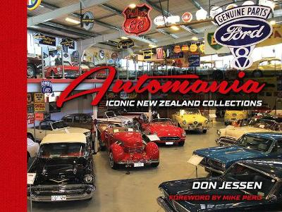 Automania: Iconic New Zealand Collections - Don Jesson