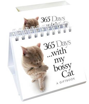 365 Days… with My Bossy Cat : Perpetual Calandar - Helen Exley