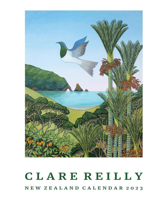 Clare Reilly New Zealand 2020 Calendar