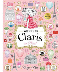 Where is Claris in Paris ? - Megan Hess
