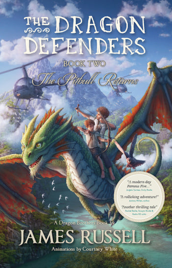 The Dragon Defenders Book Two - James Russell