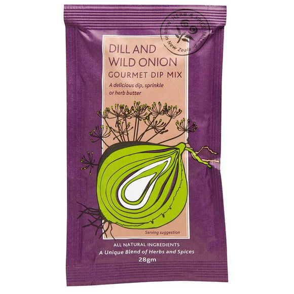 Gourmet Dip Mix - Dill & Wild Onion
