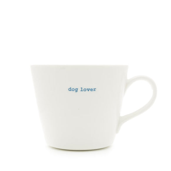 Mug - Dog Lover 350ml Bucket Mug