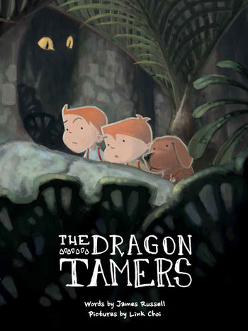 The Dragon Tamers - James Russell