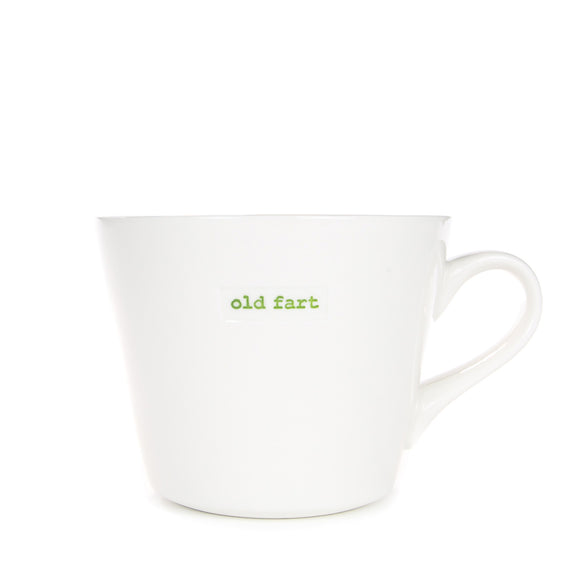 Mug - Old Fart 350ml Bucket Mug