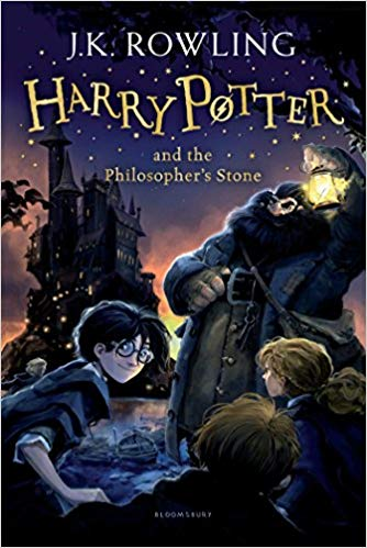 Harry Potter and the Philosopher's Stone - J K Rowling Book 1