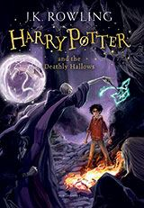 Harry Potter and the Deathly Hallows- J K Rowling Book 7