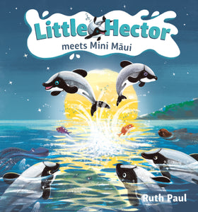 Little Hector Meets Mini Maui - Ruth Paul