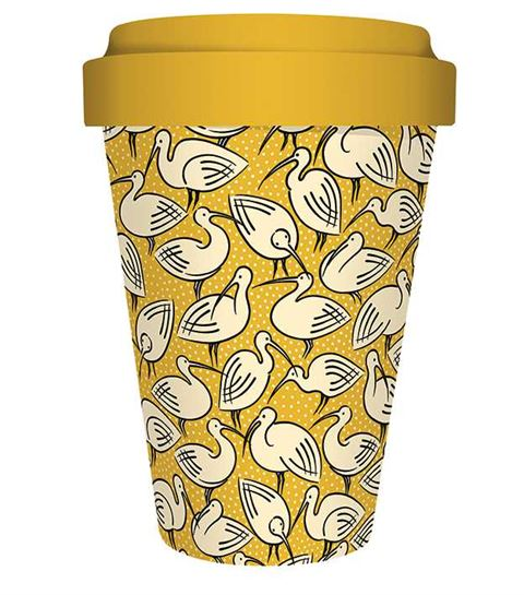 Reuseable Bamboo Travel Mug - Ibis
