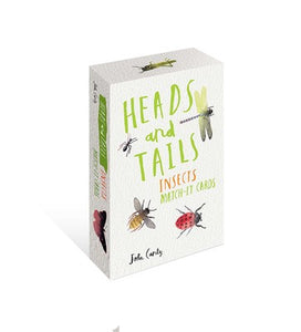 Match It Cards - Heads and Tails Insects