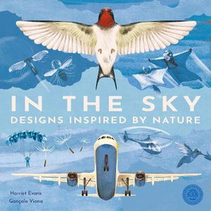 In the Sky : Designs inspired by Nature - Harriet Evans