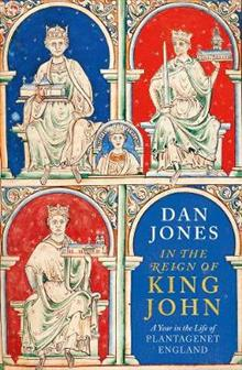 In the Reign of King John : A Year in the Life of Plantagenet England - Dan Jones