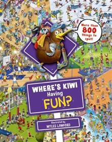 Where's Kiwi Having Fun? - Myles Lawford