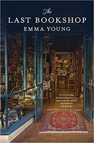 The Last Bookshop - Emma Young