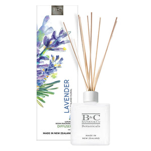 Reed Diffuser : Lavender