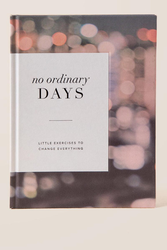 No Ordinary Days - L.M.Montgomery