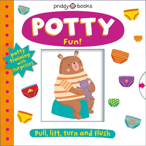 Potty Fun! - Priddy Learning