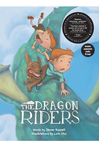The Dragon Riders - James Russell