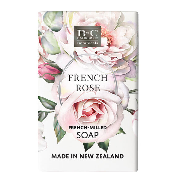French Rose Luxury Soap 200gms