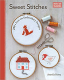 Sweet Stitches: 250+ Iron-on Embroidery Designs - Aneela Hoey