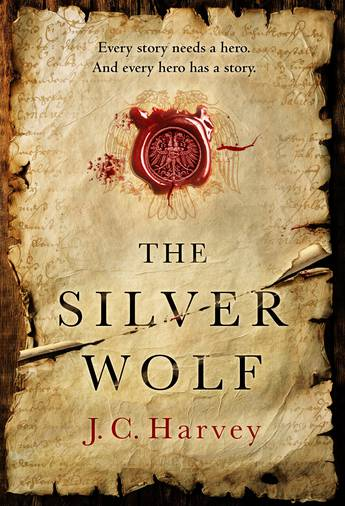 Silver - Chris Hammer