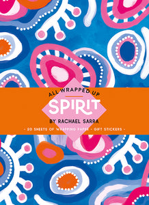 Spirit by Rachael Sarra - Gift Wrap Book