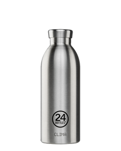 Clima  Drink Bottle by 24Bottles - 500ml Steel
