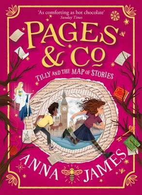 Pages & Co. (Book 3) - Tilly and the Map of Stories - Anna James