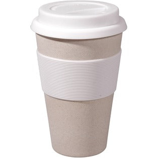 Zuperzozial Travel Mug 350mls - Grey