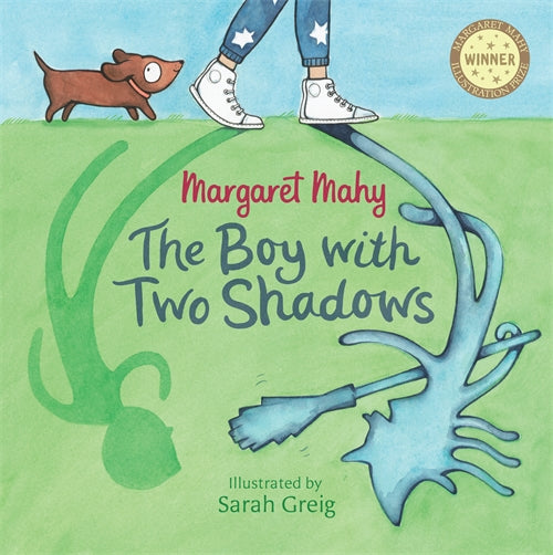 The Boy With Two Shadows - Margaret Mahy