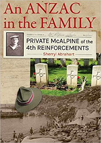An Anzac in the Family - Sherryl McAlpine