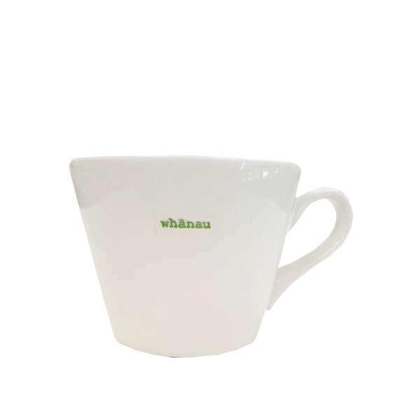 Mug - Whanau 350ml Bucket Mug