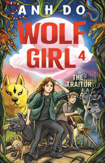 Wolf Girl 4 : The Traitor - Anh Do