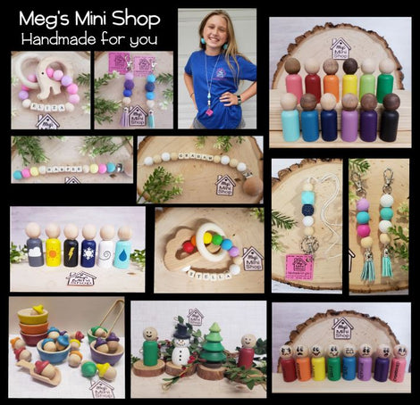 Meg's Mini Shop