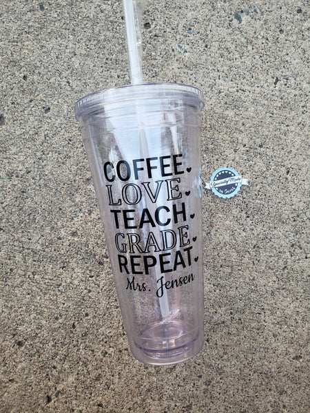 32oz Double Walled Tumbler