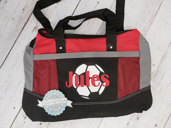 Personalized Sport Bag/Overnight Bag