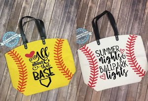 Baseball or Softball Handbag