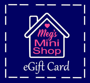 Meg's Mini Shop eGift Card