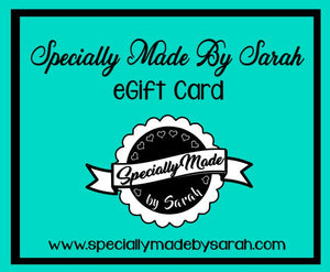 Specially Made by Sarah eGift Card