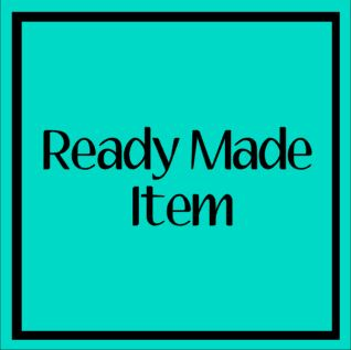 Ready Made Item – Clothing