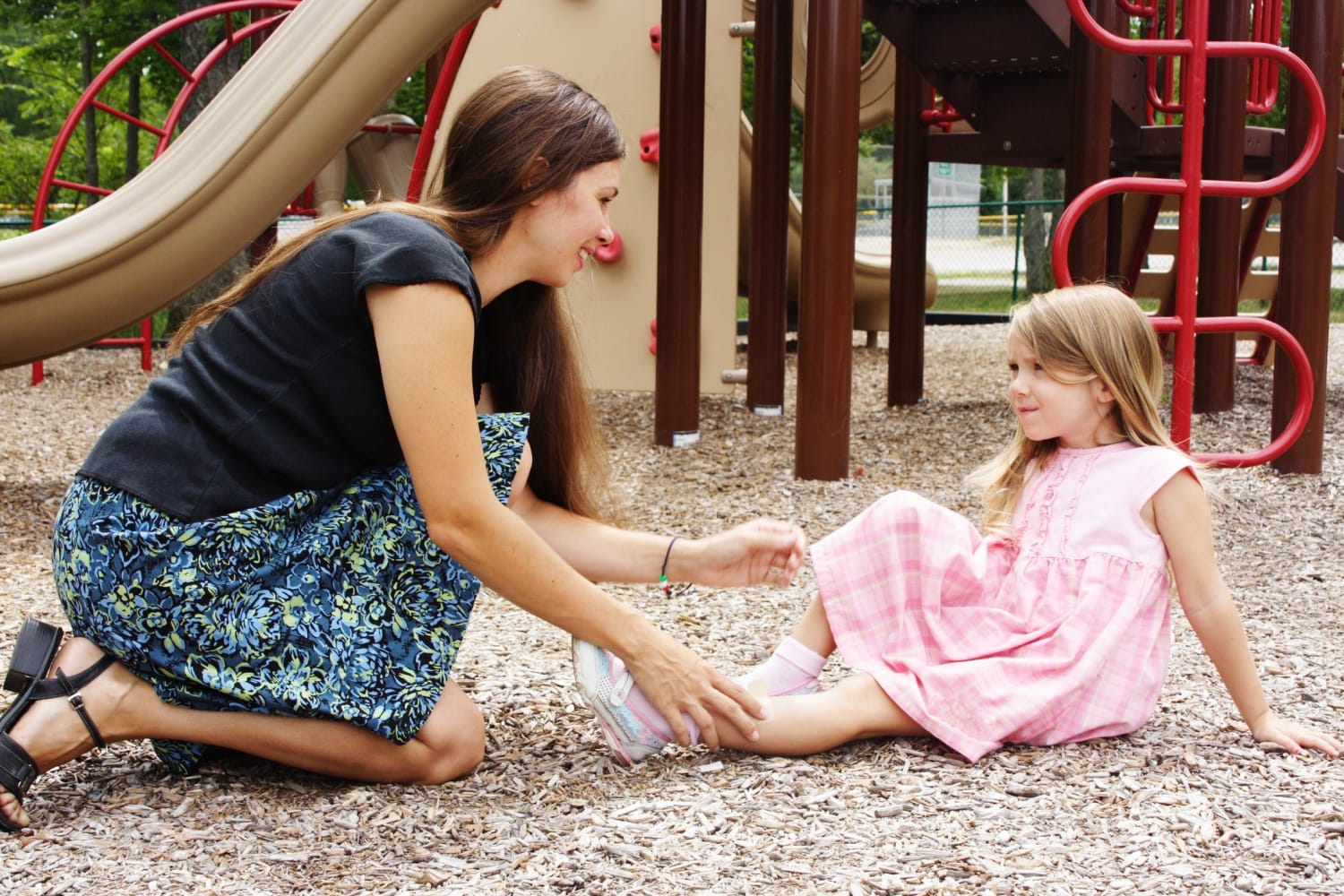 Don't Play Around: Teaching Your Kids Playground Safety