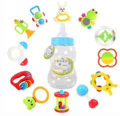 Baby Bottle full of Baby Toys