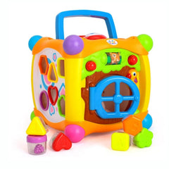 baby educational magic cube