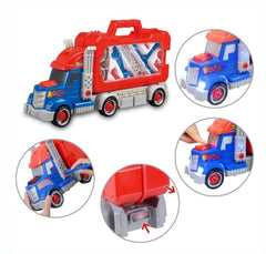 take apart truck for kids