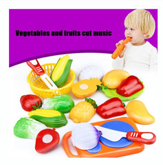play vegetable cut kit for kids