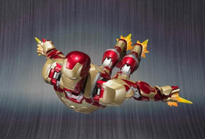 Iron man action figure learning toy