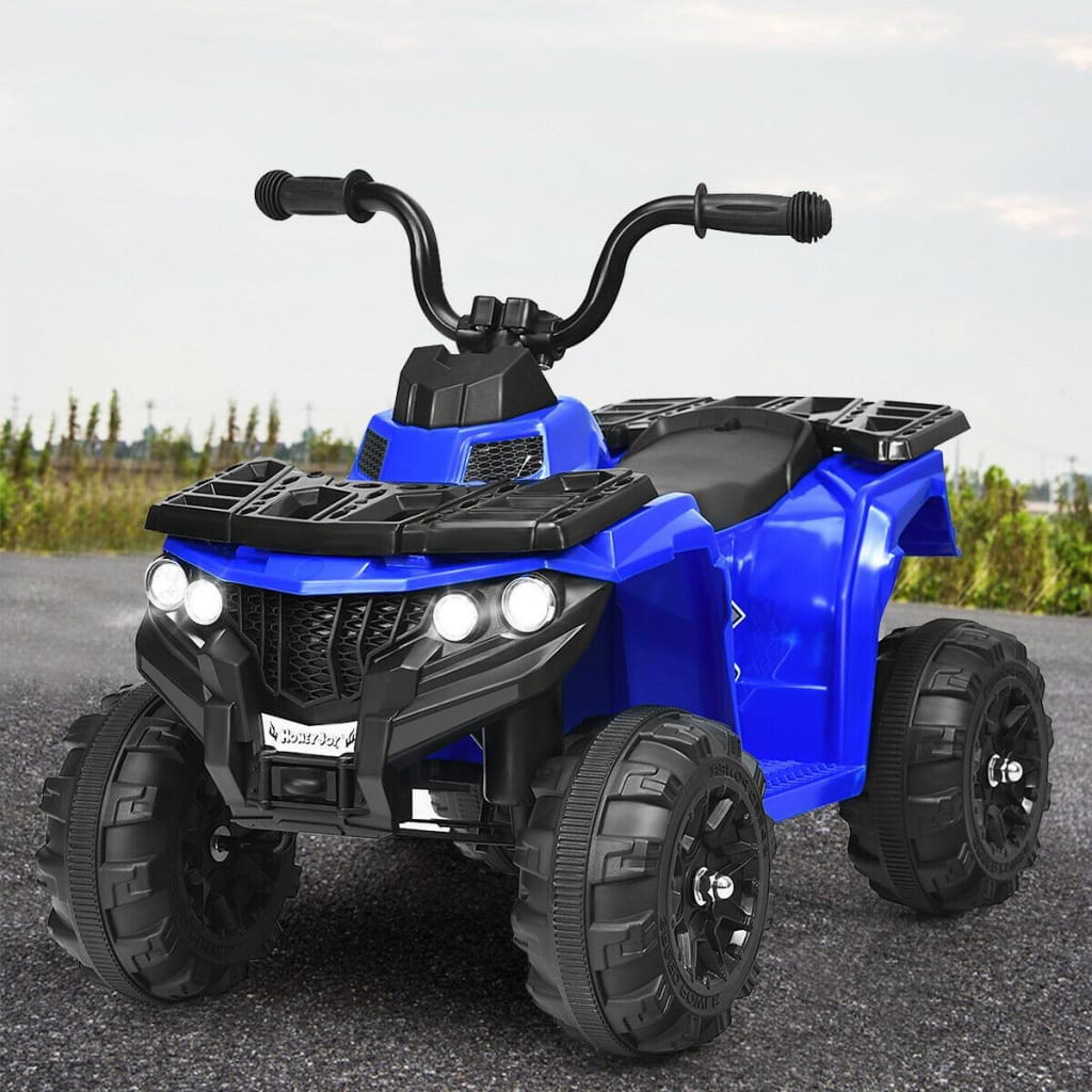 6V Battery Powered Kids Electric Ride On ATV