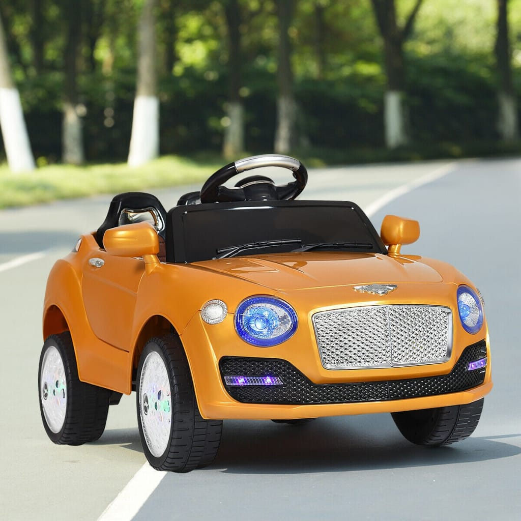 6V Kids Ride On Car RC Remote Control With MP3