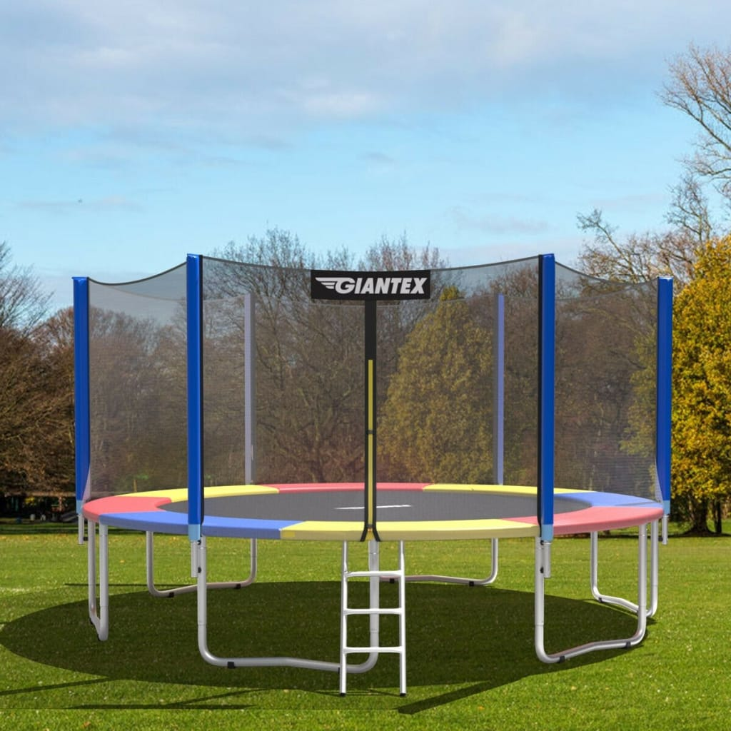 8FT Replacement Safety Pad Bounce Frame Trampoline