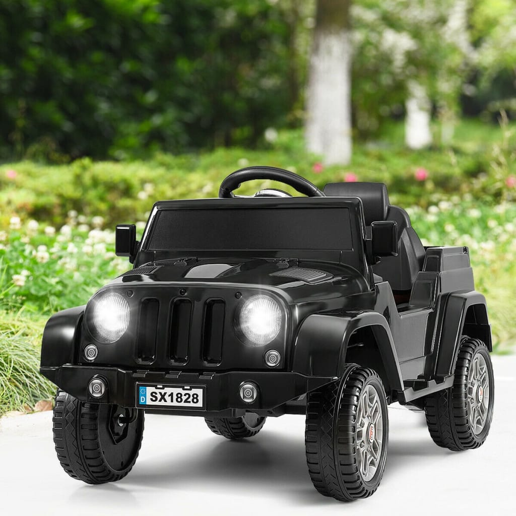 Battery Powered Kids Ride On Car With Remote Control